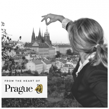 From the heart of Prague